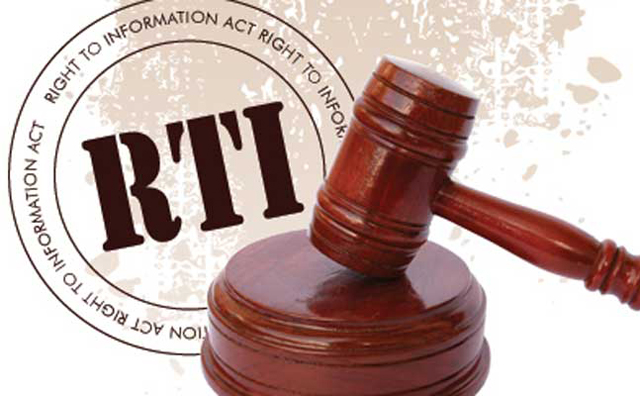 Right to information Act 11 11